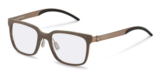 Mercedes-Benz Style-Brillestel-M4017-light brown structured brushed, copper