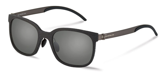 Mercedes-Benz Style-Lunettes de soleil-M7005-black structured brushed, dark gun