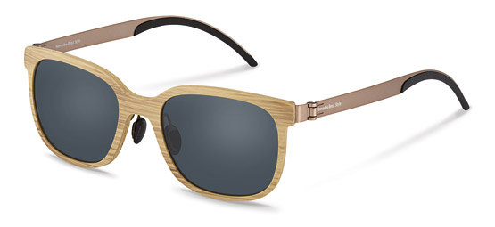 Mercedes-Benz Style-Lunettes de soleil-M7005-sand structured brushed, copper