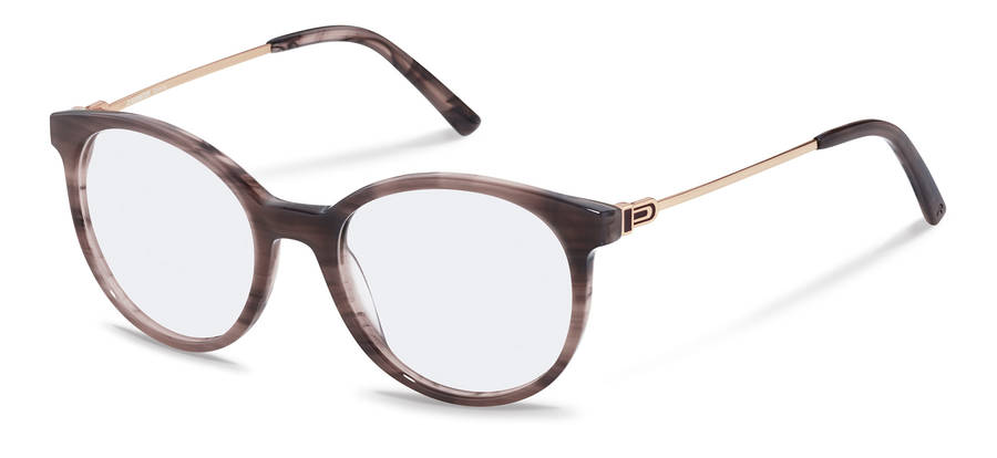 Rodenstock-Briller-R5324-black/lightgun