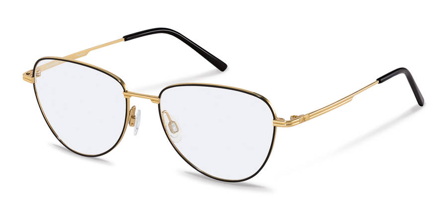 Rodenstock-Briller-R7104-black/gold