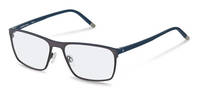 Rodenstock-Briller-R7031-darkgun/darkblue