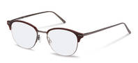 Rodenstock-Briller-R7083-darkgun/darkred