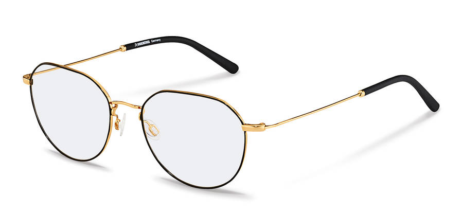 Rodenstock-Briller-R2632-black/gold