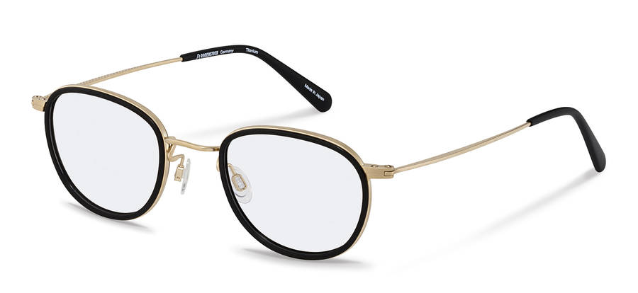 Rodenstock-Briller-R8024-gold/black