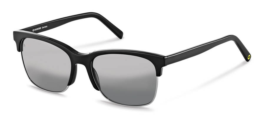 Rodenstock Capsule Collection-Solbriller-RR108-black/gunmetal