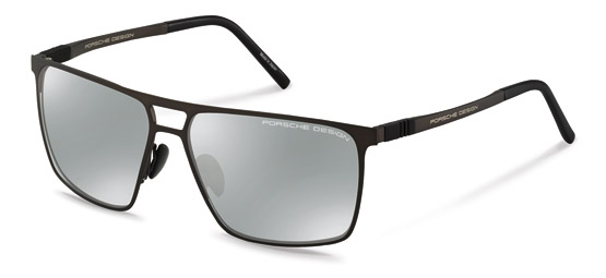PORSCHE DESIGN-Solbriller-P8610-dark chocolate