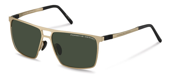 PORSCHE DESIGN-Solbriller-P8610-light gold