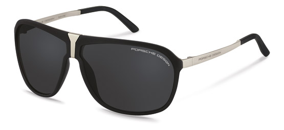 PORSCHE DESIGN-Sunglasses-P8618-black