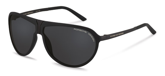 PORSCHE DESIGN-Sunglasses-P8619-black