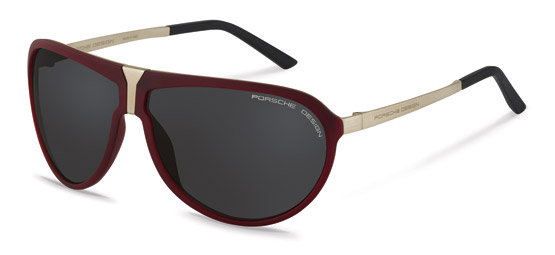 Porsche Design-Solbrille-P8619-red