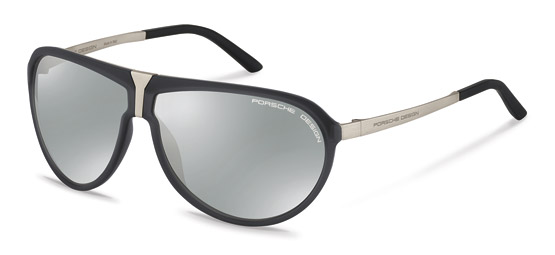 Porsche Design-Solbrille-P8619-grey transparent