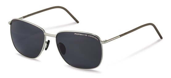Porsche Design-Sunglasses-P8630-silver, grey