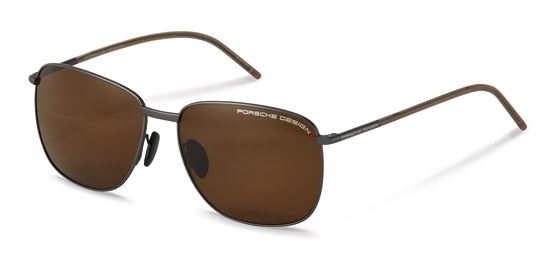 Porsche Design-Sunglasses-P8630-gun metal