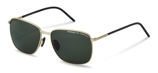 Porsche Design-Sunglasses-P8630-gold, black