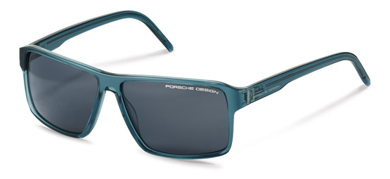 Porsche Design-Solglasögon-P8634-blue transparent