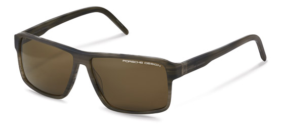 Porsche Design-Solglasögon-P8634-olive structured