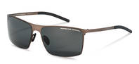 Porsche Design-Óculos de sol-P8667-brown