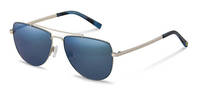 Rodenstock Capsule Collection-Óculos de sol-RR105-blue/silver/darkblue