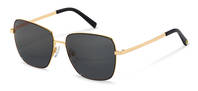 Rodenstock Capsule Collection-Óculos de sol-RR109-black/gold