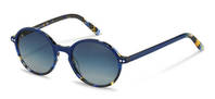Rodenstock Capsule Collection-Óculos de sol-RR334-bluehavana