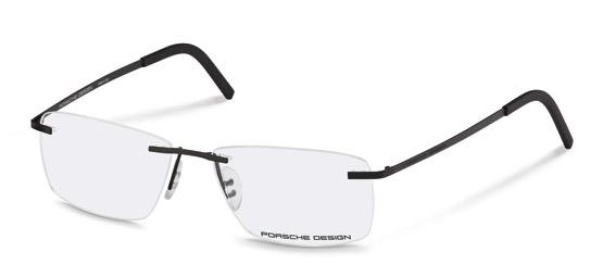 1dd5dc160c499 Porsche Design-Armações de correção-P8321-black