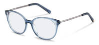 Rodenstock Capsule Collection-Armações de correção-RR462-blue/lightpurple/gunmetal