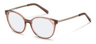 Rodenstock Capsule Collection-Armações de correção-RR462-brown/lightbrowngunmetal