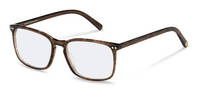 Rodenstock Capsule Collection-Armações de correção-RR448-brownstructured