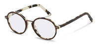 Rodenstock Capsule Collection-Armações de correção-RR455-brownlayered/brown