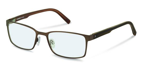Rodenstock-Brillestel-R2595-light brown, olive