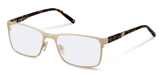 Rodenstock-Monture de correction-R7029-light gold/havana