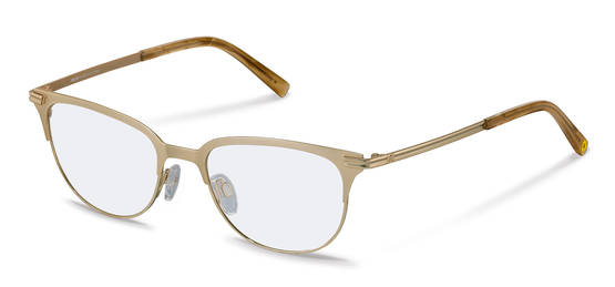 rocco by Rodenstock-Korrektionsglasögon-RR204-gold / light brown