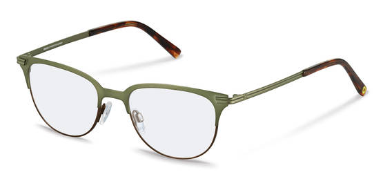 rocco by Rodenstock-Briller-RR204-olive / silver
