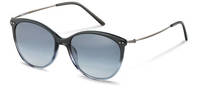 Rodenstock-Коррекционные оправы-R3311-greybluegradient/gunmetal