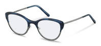 Rodenstock-Коррекционные оправы-R5329-bluegreygradient/darkgun