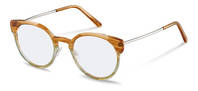 Rodenstock-Коррекционные оправы-R5330-havanagreengradient/silver