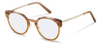 Rodenstock-Коррекционные оправы-R5330-greyhavanagradient/lightgold