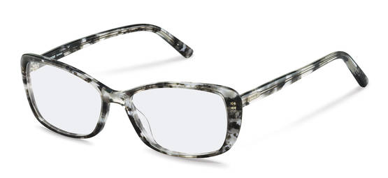 Rodenstock-Коррекционные оправы-R5332-blackstructured