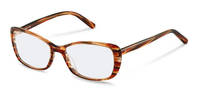 Rodenstock-Коррекционные оправы-R5332-redbrownstructured