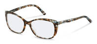 Rodenstock-Коррекционные оправы-R5333-bluebrownstructured
