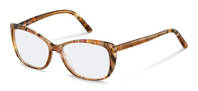 Rodenstock-Коррекционные оправы-R5333-brownstructured