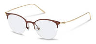 Rodenstock-Коррекционные оправы-R7085-darkred/gold