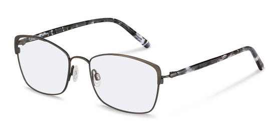 Rodenstock-Коррекционные оправы-R7087-gunmetal/blackstructured