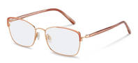 Rodenstock-Коррекционные оправы-R7087-rosegold/rosestructured