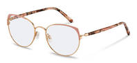 Rodenstock-Коррекционные оправы-R7088-rosegold/rosestructured