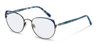 Rodenstock-Коррекционные оправы-R7088-darkgun/bluestructured