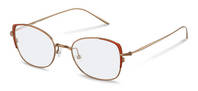 Rodenstock-Коррекционные оправы-R7095-copper/red