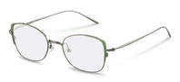 Rodenstock-Коррекционные оправы-R7095-darkgun/green