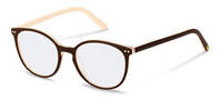 rocco by Rodenstock-Коррекционные оправы-RR450-brownbeigelayered